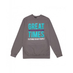 GREAT TIMES - SUDADERA