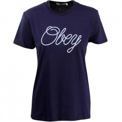 OBEY - CAMISETA CHICA